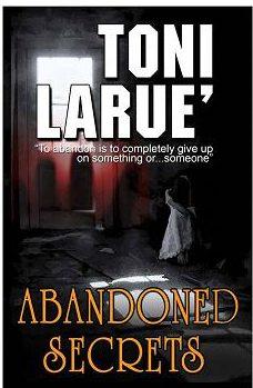 Toni LaRue book cover
