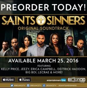 saints sinner album