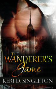 The Wanderer's Game COVER NEW