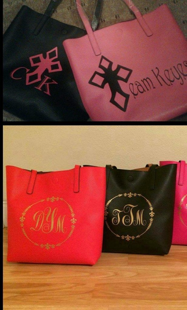 customize totes